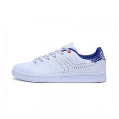 特步板鞋-变形金刚小白鞋