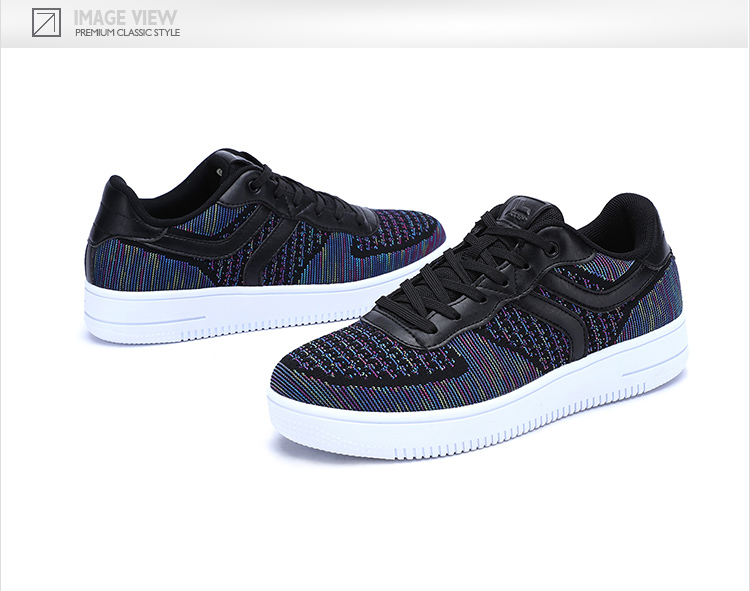 特步 专柜款 女子秋季板鞋 17新款π系列板鞋983318315627-