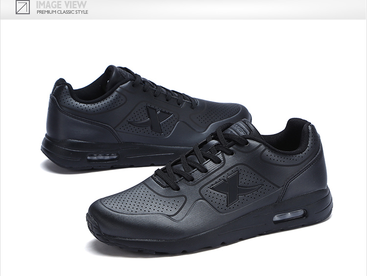 特步 专柜款 女子冬季休闲鞋 气能环柔软垫女鞋983418326319-