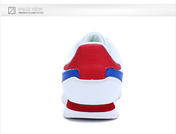 特步 专柜款 女子秋季休闲鞋 17新品π系列阿甘鞋 潮流百搭女鞋983318326150-