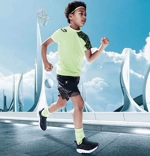 特步跑步鞋-爆款时髦男跑鞋
