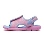 特步儿童鞋-甜美可爱凉鞋