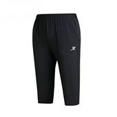 特步运动服-运动男短裤