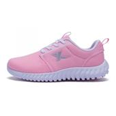 特步跑鞋-柔立方科技女鞋