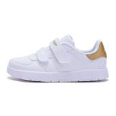 特步儿童鞋-简约百搭小白鞋