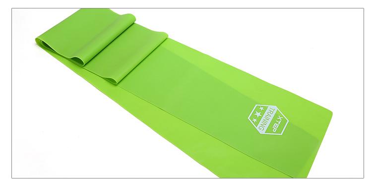 特步 2016新品运动配件 瑜伽拉力带883237809004-
