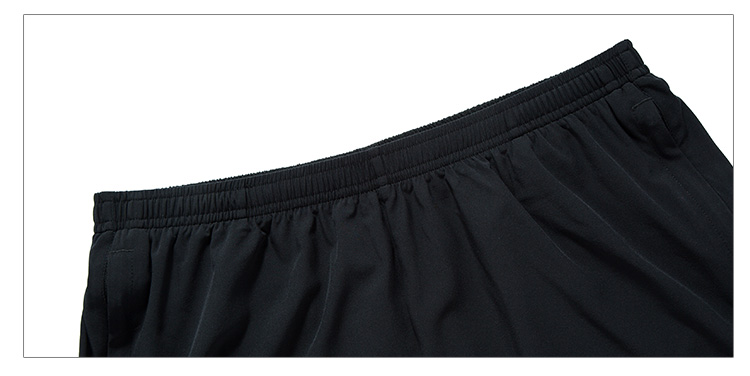 特步 男子秋季短裤 17新品 梭织透气 运动男短裤883329679010-
