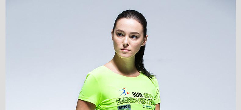 【特步官方商城】女子T恤 跑步运动T恤舒适透气吸湿排汗女子运动服884228019219-