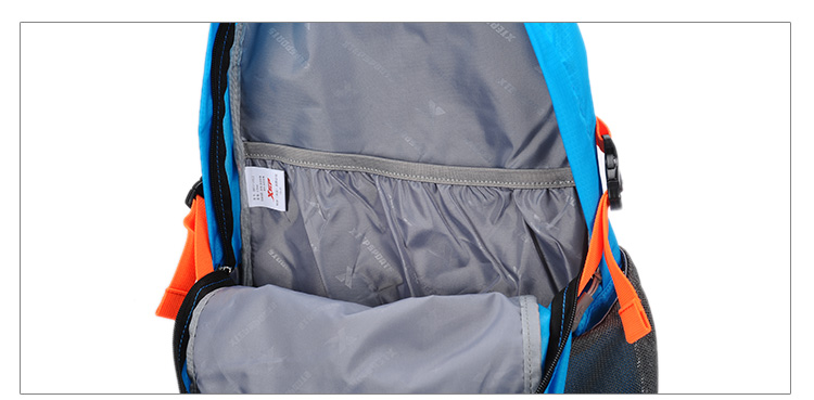 特步 2016新款双肩包 潮流时尚百搭轻便 户外双肩包884337119012-