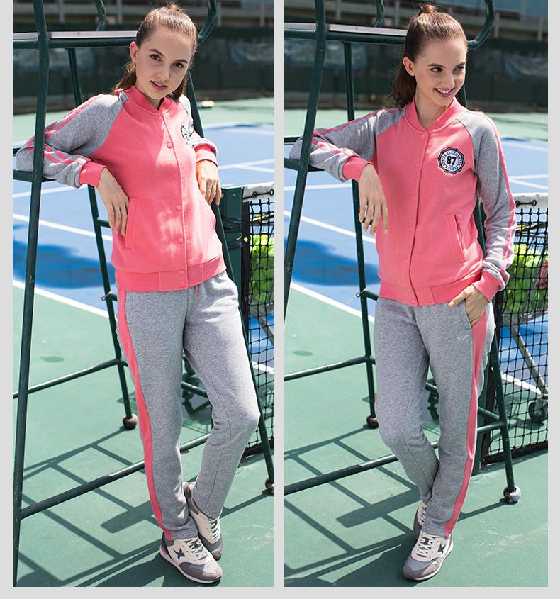 【特步官方商城】女子棒球服 时尚炫彩潮流靓丽女款轻便百搭秋款运动外套棒球服885328349282-
