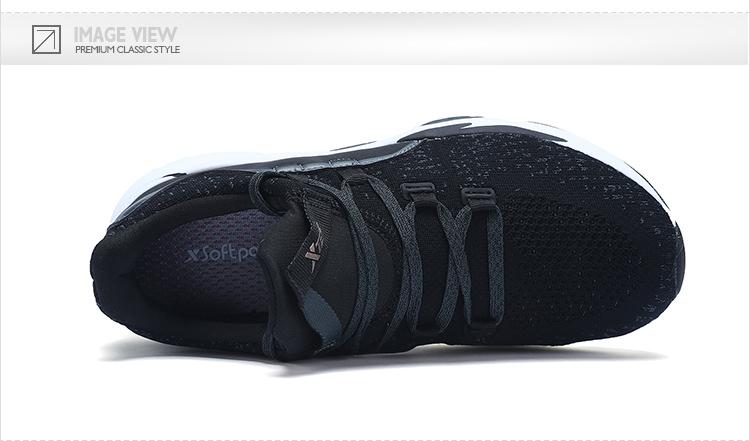 特步 专柜款 女子春季跑鞋 动力巢科技运动鞋982118116766-