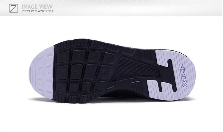 特步 专柜款 女子休闲鞋 春季潮流舒适鞋982118326309-