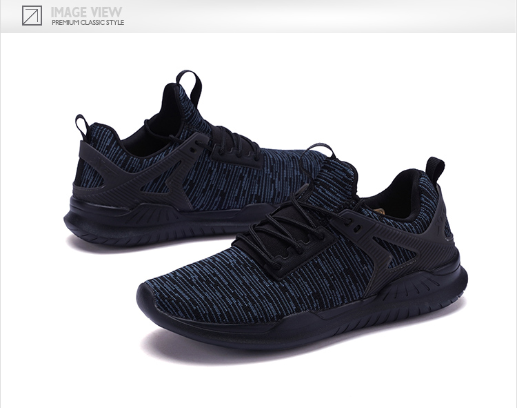 特步 专柜款 女子综训鞋 时尚舒适鞋子982118520386-