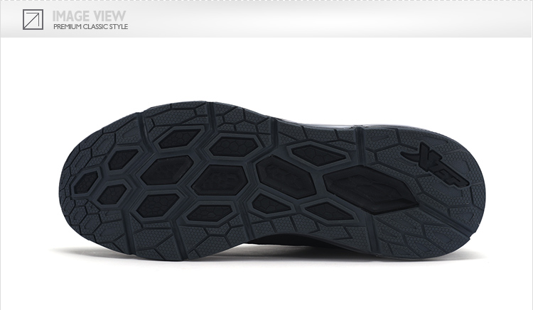 特步 专柜款 男子春季跑鞋 气能环科技气垫跑鞋982119110056-