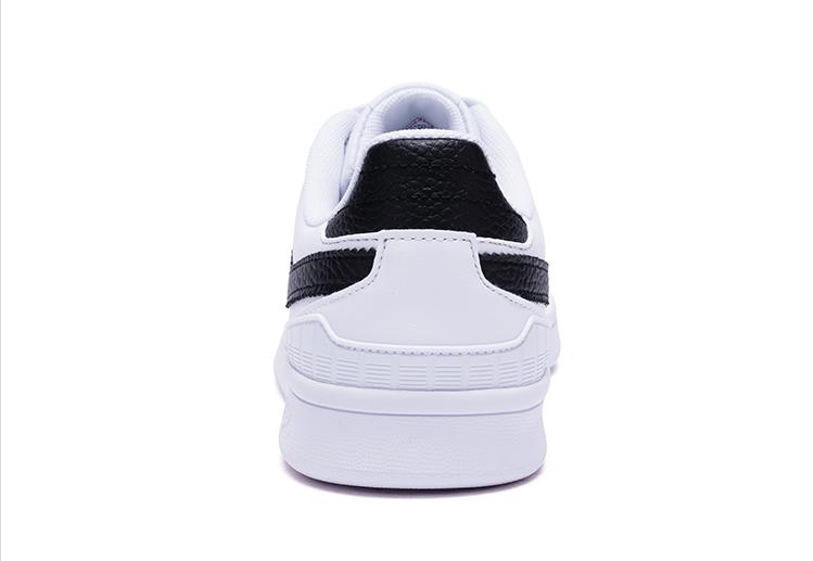 特步 专柜款 男子板鞋 π系百搭鞋子982119315759-