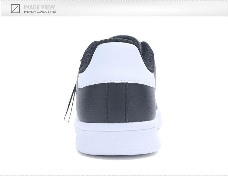 特步 专柜款 男子春季板鞋982119316001-