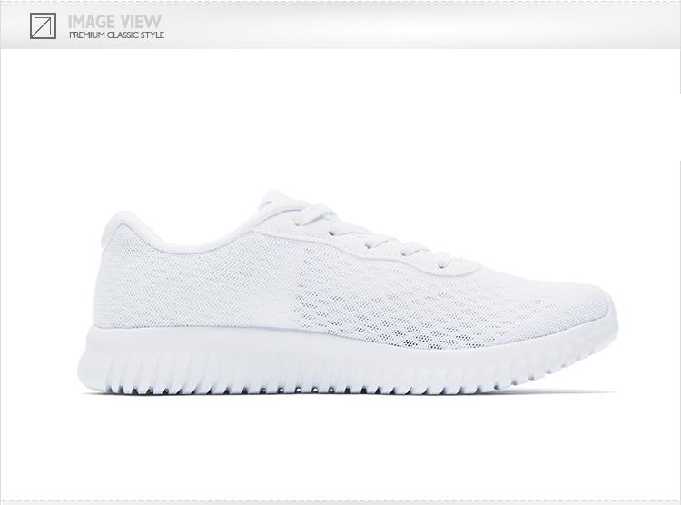 特步 女子夏季跑步鞋 网面透气982218117008-