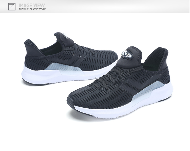 特步 专柜款 女子夏季休闲鞋 网面透气女鞋982218326280-