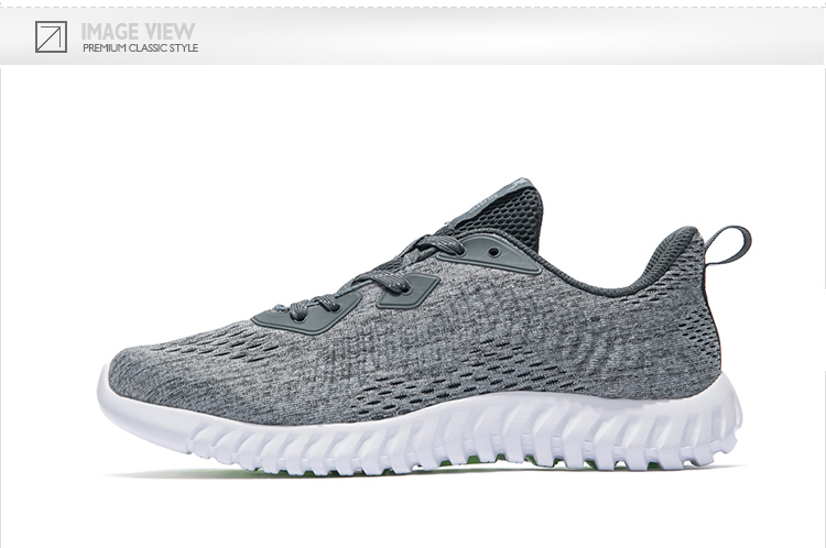 特步 专柜款 男子夏季跑步鞋 轻便跑鞋982219117010-
