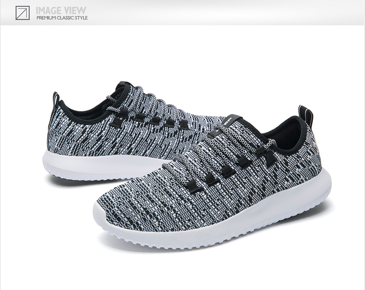 特步 专柜款 男子休闲鞋 夏季舒适透气鞋子982219326633-