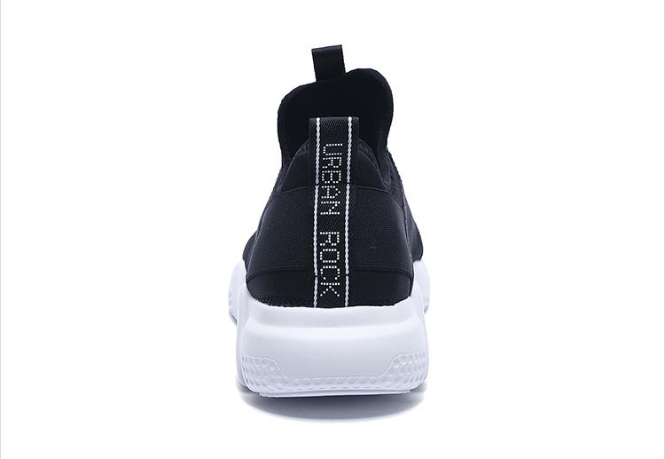 特步 专柜款 男子休闲鞋 都市时尚鞋子982219392790-