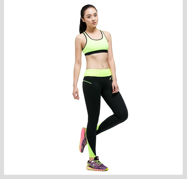 特步 专柜款 女子运动胸衣983128590019-