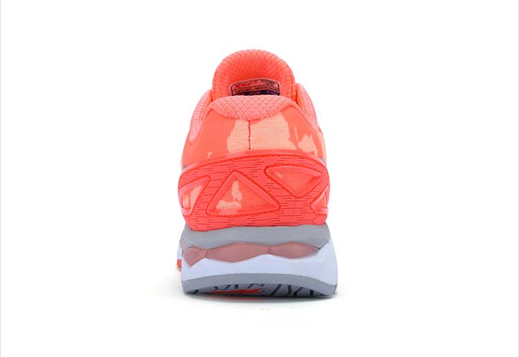 特步 女跑鞋2017夏季新品 舒适耐磨缓震女鞋983218116396-