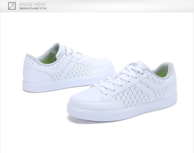 特步 专柜款 女子夏季板鞋 17年新品透气π系列女子板鞋983218315659-