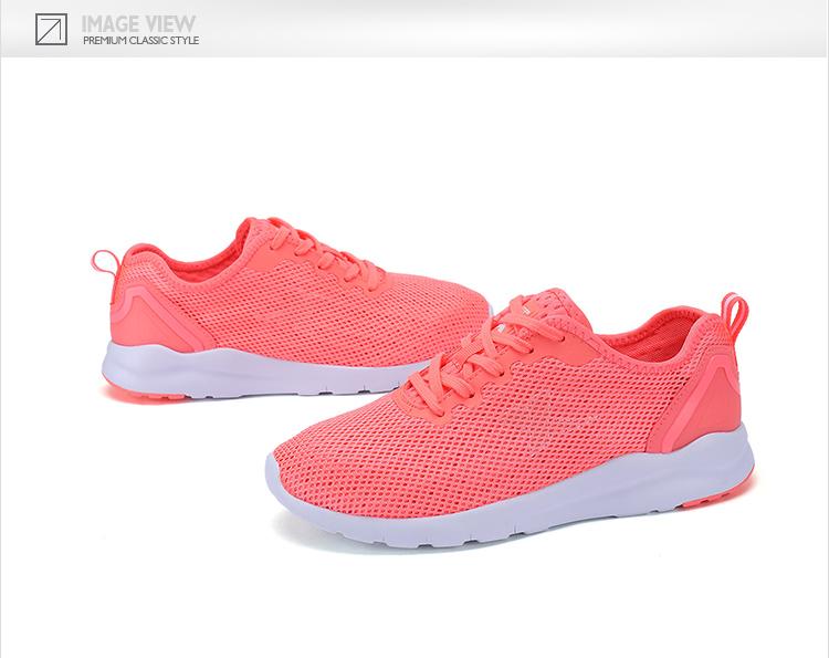 特步 专柜款 女子夏季休闲鞋983218326106-
