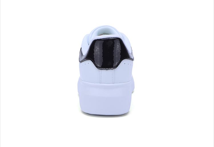 特步 专柜款 女子秋季板鞋 款时尚休闲简约防滑耐磨女休闲鞋983318315685-