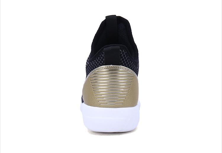 特步 专柜款 女子秋季都市鞋 17新品潮流时尚街头风格 女子休闲鞋983318392673-