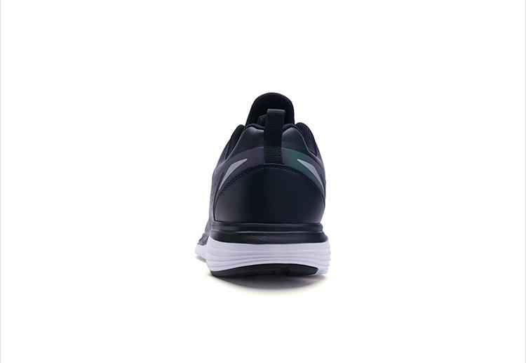 特步 男子跑鞋2017秋季新品 轻便时尚舒适减震运动鞋983319119208-