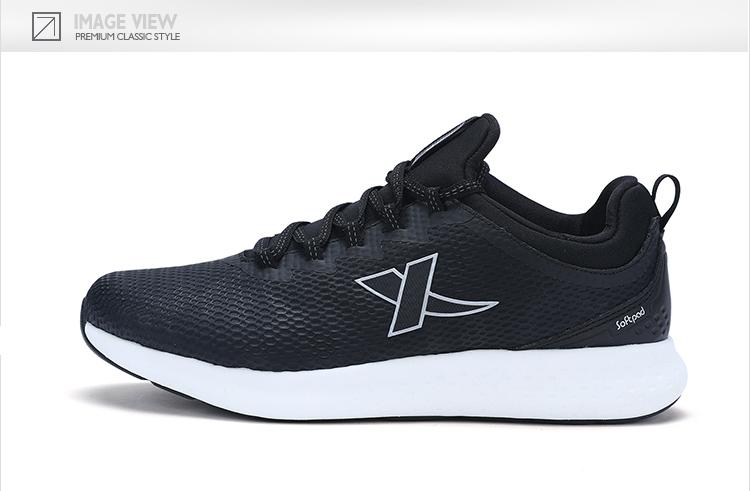 特步 专柜 女子跑鞋 时尚舒适运动鞋983418116597-