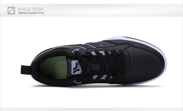 特步 专柜款 女子冬季板鞋 新品保暖简约板鞋983418315735-