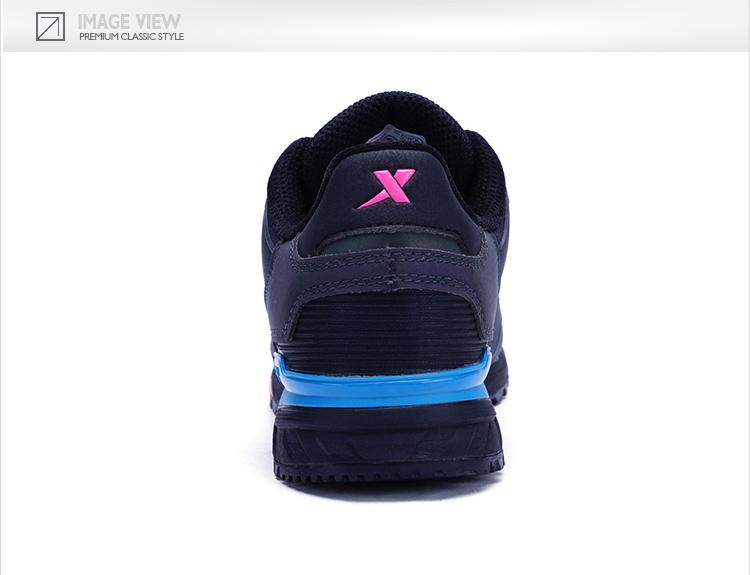 特步 专柜款 女子冬季休闲鞋 新品舒适百搭女鞋983418326326-