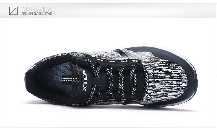 特步 专柜款 女休闲鞋秋冬款 增高时尚潮流运动鞋983418326359-