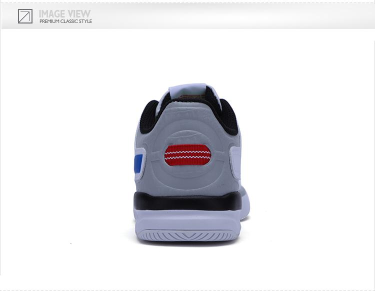 特步 专柜款 男子冬季板鞋 新品时尚百搭舒适板鞋983419315699-