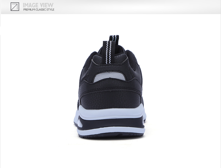 特步 专柜款 男子休闲鞋秋冬款 简约舒适气垫运动鞋983419326159-