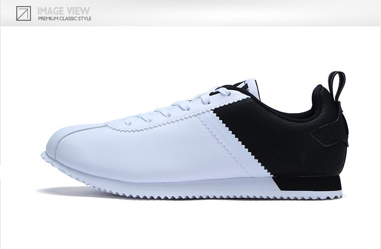 特步 专柜款 男子休闲鞋秋冬款 柔软垫舒适经典校园鞋983419326322-
