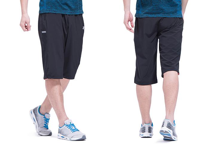 特步  专柜款 男短T恤 时尚百搭男装上衣984129011366-