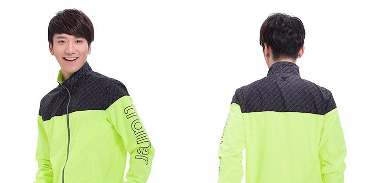 特步 专柜款 男子运动夹克舒适运动防风潮流男子外套舒适上衣984129120699-