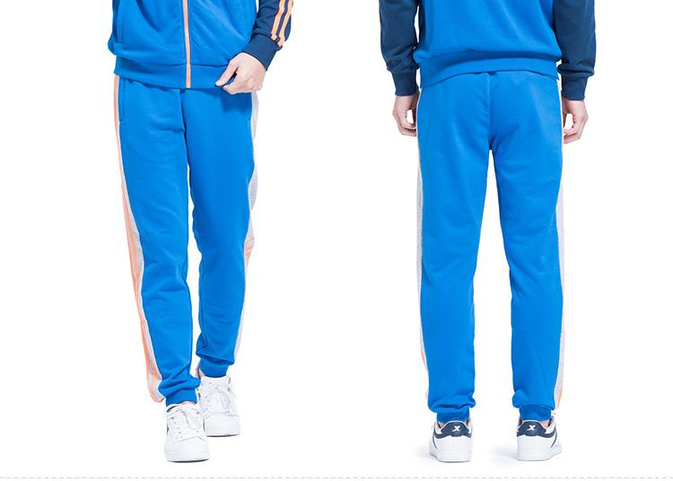 特步 专柜款 男裤男款针织长裤时尚舒适棉质潮流综训运动健身休闲运动裤 984129630794-