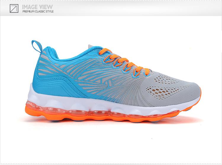 特步 专柜款  夏季男跑鞋 气能环科技  时尚百搭气垫减震 男子跑步鞋984219116071-