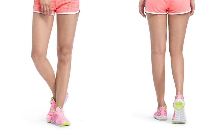 特步 夏季女运动短裤 时尚休闲舒适百搭 女运动短裤984228600062-