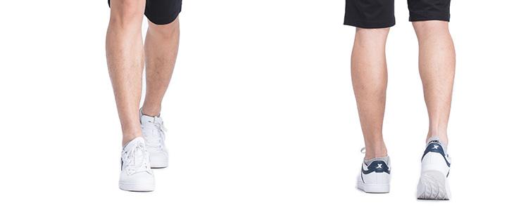 【特步官方商城】新款裤男针织中裤轻便透气男士时尚休闲裤运动卫裤子包邮984229610116-