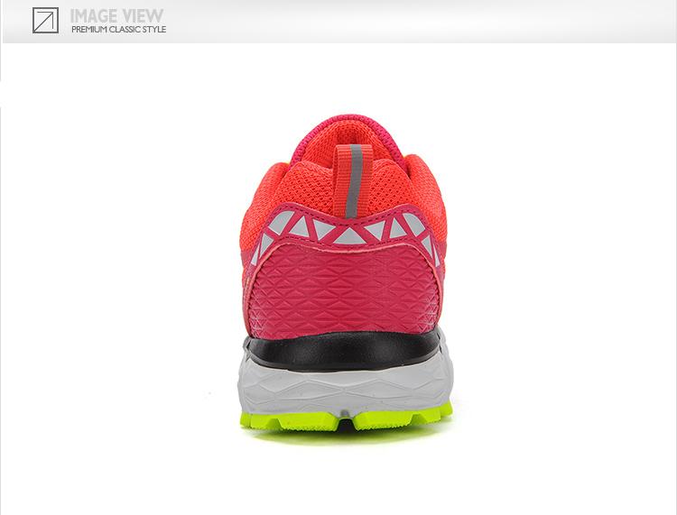 特步专柜同款 女户外鞋2016冬季新品 耐磨防滑舒适女运动鞋984318171181-