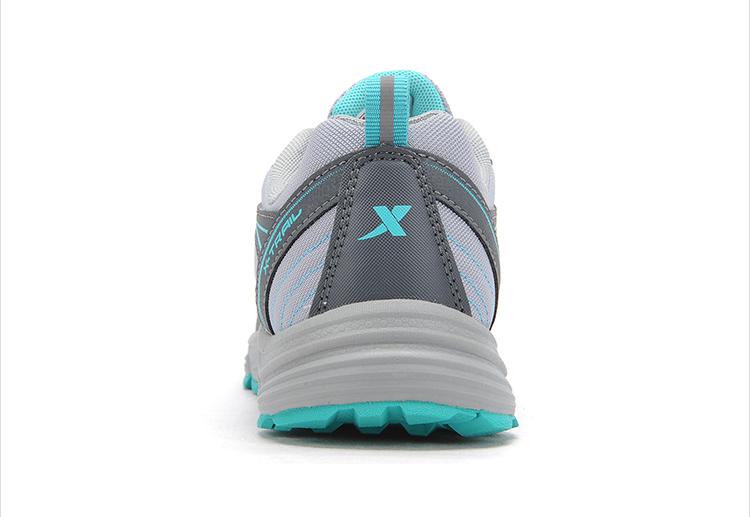 特步 专柜同款 2016秋季新款女子户外鞋 运动越野 女鞋984318171191-