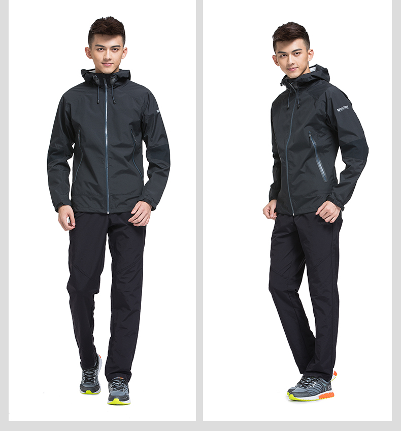 特步 专柜同款 2016秋季男子梭织运动长裤 984329980009-