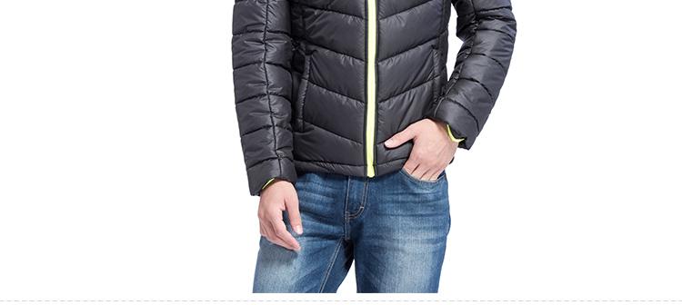 【特步官方商城】专柜同款男子厚棉服舒适防风保暖男子室外运动厚棉服外套上衣985429180878-