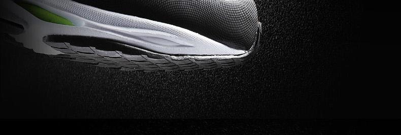 【特步官方商城】专柜同款男跑鞋2016春季新品科技缓震舒适百搭男子休闲旅游运动鞋986219113188-